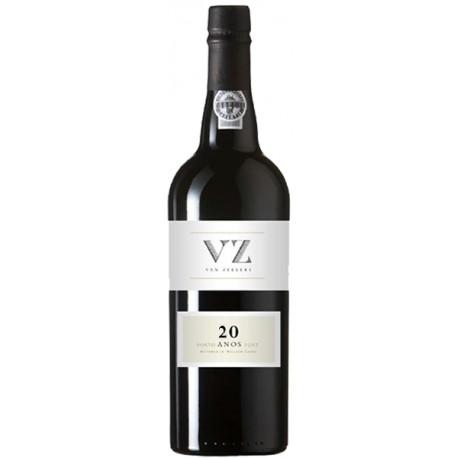 Van Zellers VZ 20 Year Old Tawny Port 75cl