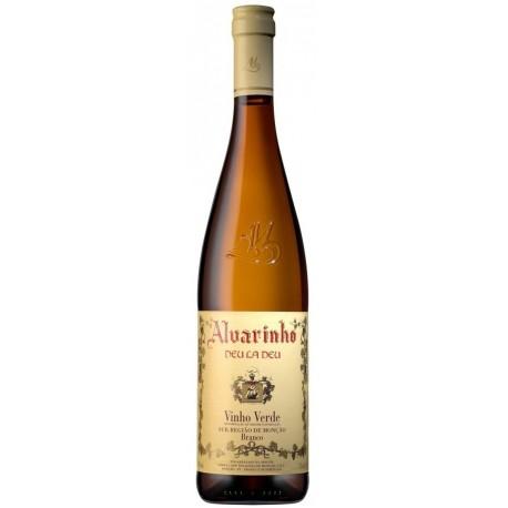Alvarinho Deu La Deu White Wine