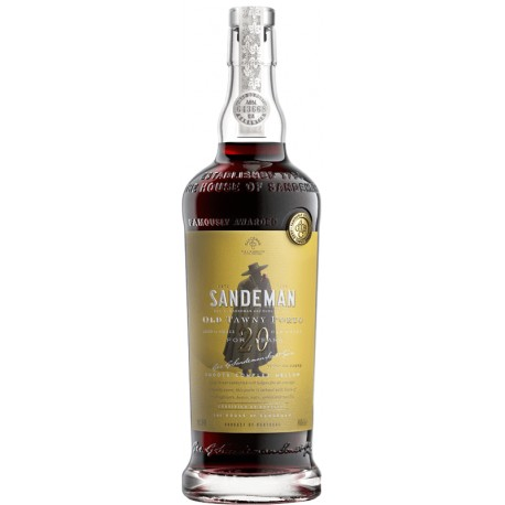 Sandeman 20 Year Old Ttawny Port 50cl