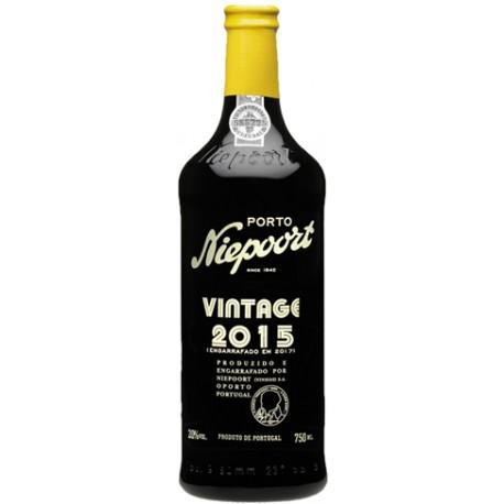 Niepoort Vintage 2015 75cl