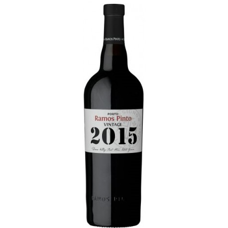 Ramos Pinto Vintage Port 2015 75cl