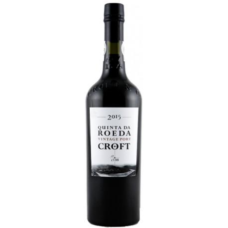 Croft Quinta da Roeda Porto Vintage 2015 75cl