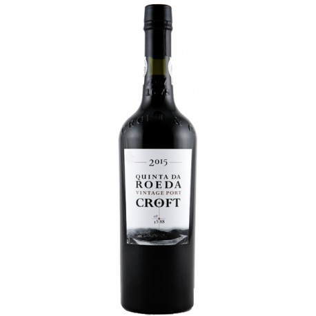 Croft Quinta da Roeda Vintage Port 2015 75cl