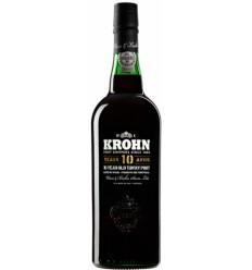 Krohn 10 Year Old Tawny Port 75cl