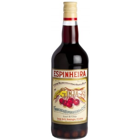 Ginja Espinheira With Fruit Liqueur 1L