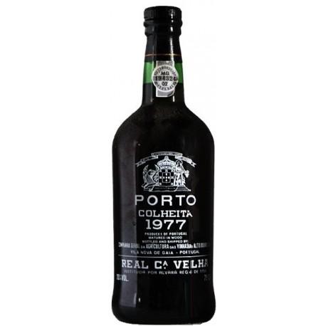 Colheita Porto Real Companhia Velha 1977 75cl