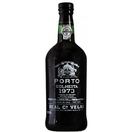 Colheita Porto Real Companhia Velha 1973 75cl