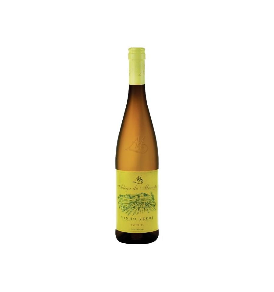 Green Wine Adega De Mon 231 227 O 2018 75cl Vinho Verde Shop At