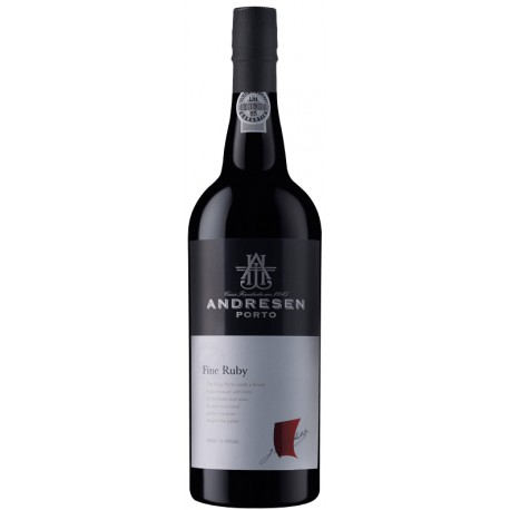Andresen Ruby Port 75cl