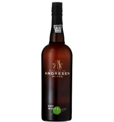 Andresen Port Dry White 75cl