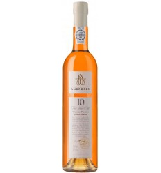 Andresen 10 Year Old White Port 50cl