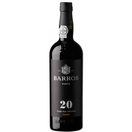 Barros Porto 20 Anos Tawny 75cl