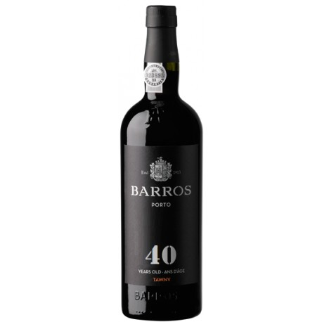 Barros 40 Year Old Port 75cl