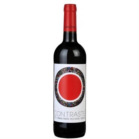 Contraste Vinho Tinto