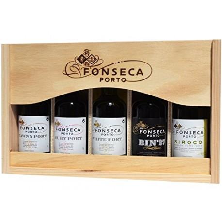 Mignonettes Porto Fonseca 5 x 5cl