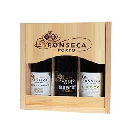 Port Miniatures Fonseca Porto 3 x 5cl