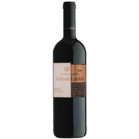 Quinta da Gaivosa Vinha de Lordelo Red Wine 2011 75cl