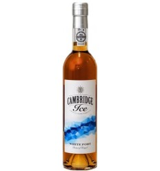 Andresen Cambrigde Ice White Port 50cl