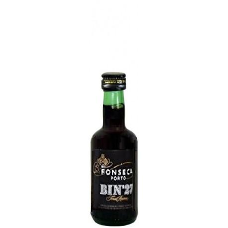 Miniatura Porto Fonseca Bin 27