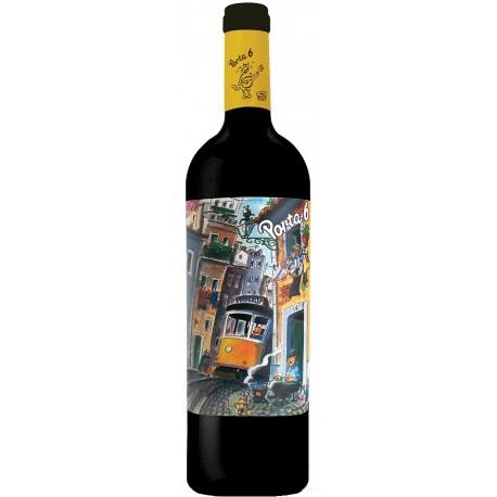 Porta 6 Wine Red