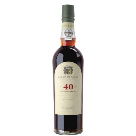 Barao de Vilar 40 Year Old Tawny Port Sublime