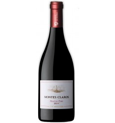 Montes Claros Reserve Red 2014