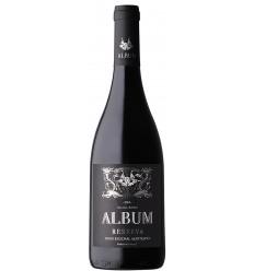 Lua Cheia em Vinhas Velhas Album Reserva Vin Rouge