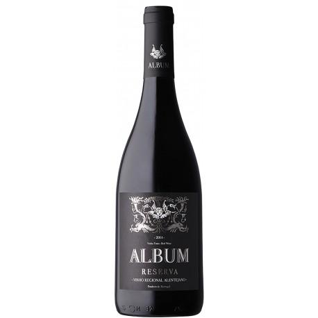 Lua Cheia em Vinhas Velhas Album Reserva Vinho Tinto
