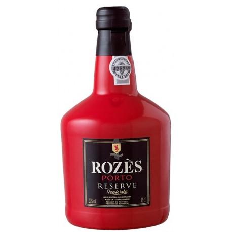 Rozès Porto Reserve Ruby Bouteille Rouge