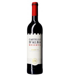 Castello D'Alba Reserve Red Wine