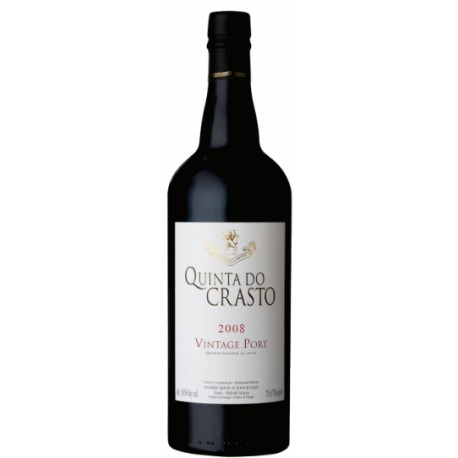 Quinta do Crasto Vintage Port 2008