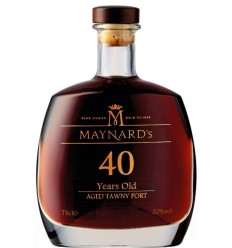 Maynards 40 Year Old Port 75cl
