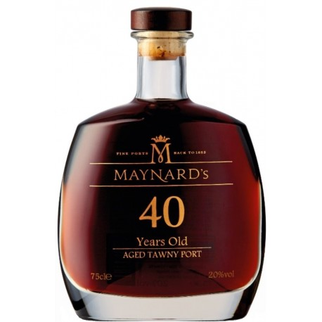 Maynards 40 Year Old Port 75cl
