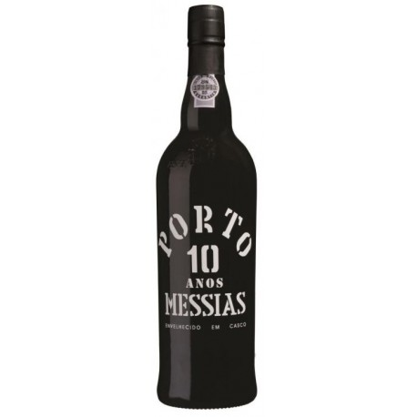 Messias 10 Anos Tawny Porto