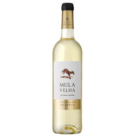 Mula Velha Reserva White Wine