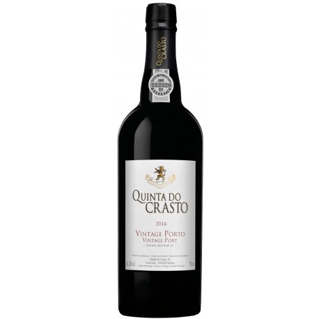 Quinta do Crasto Vintage Port 2016