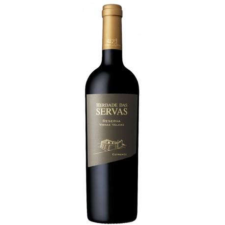 Herdade das Servas Reserva Vinhas Velhas Vin Rouge