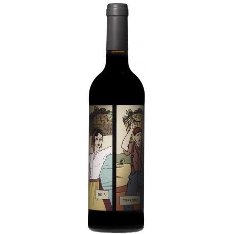 Cortes de Cima Dois Terroirs Red Wine