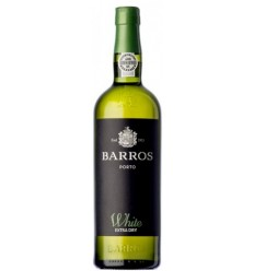 Barros White Extra Dry Port