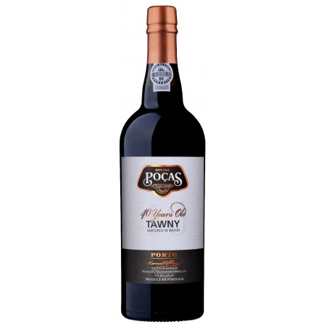 Pocas 40 Years Old Tawny Port