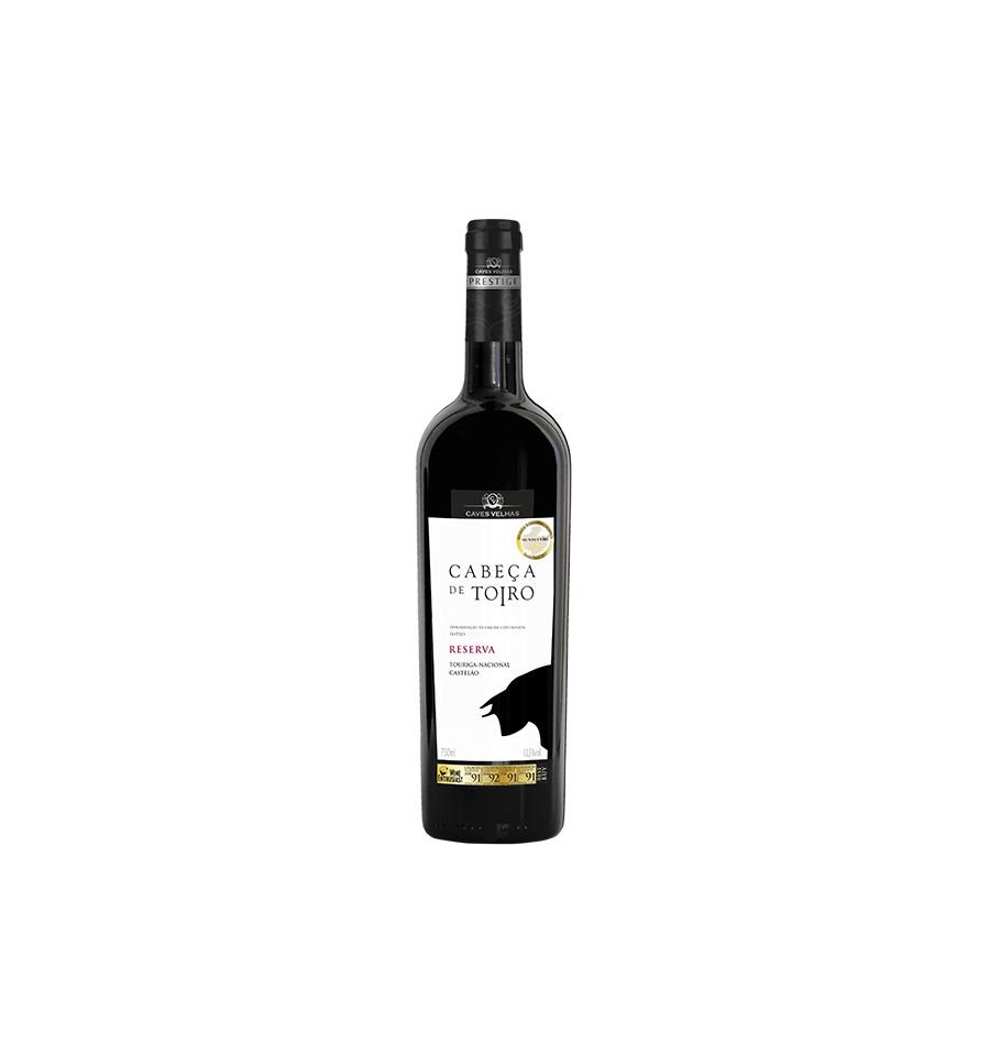 Cabeca de Toiro Reserva Red Wine 2016 75cl
