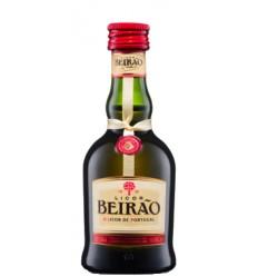 Miniaturflasche Schnaps Licor Beirão