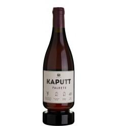 Kaputt Palhete Red Wine