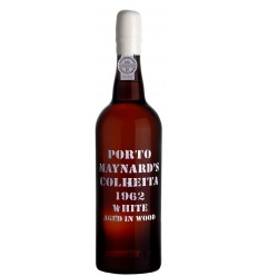 Maynards Colheita 1962 White Port