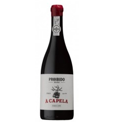 Proibido à Capela Red Wine