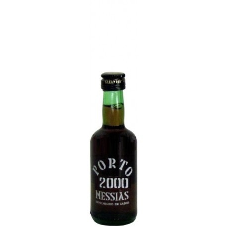 Port Miniature Messias Colheita Tawny Port 2000 5cl