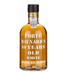 Maynards 10 Anos Porto Branco