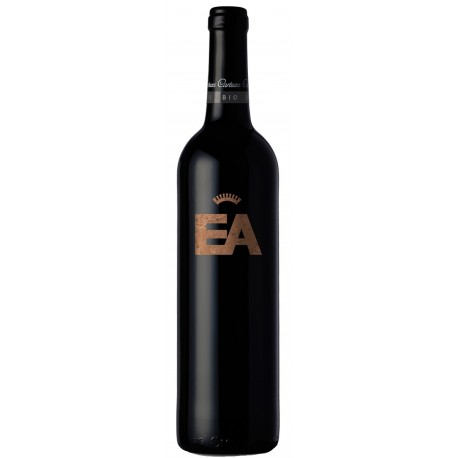 EA Red Organic Red Wine