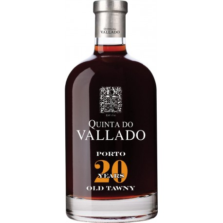 Quinta do Vallado 20 Years Old Tawny Port