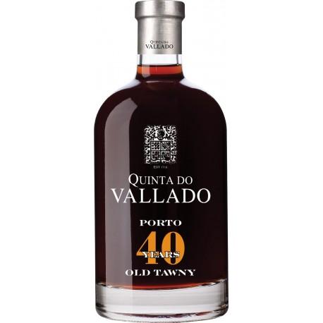 Quinta do Vallado 40 Anos Tawny Porto